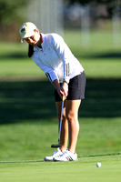 NCAA WOMENS GOLF_SEPT 15_ 2012: Western Michigan women's golf Fossum Invitational