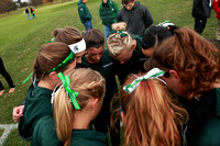 NCAACC_OCT28_ 2012: Michigan State Cross Country Hosts Big Ten Championships