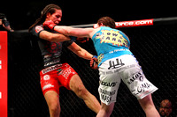 STRIKEFORCE MMA  2012 - MARCH 3 - TATE VS ROUSEY