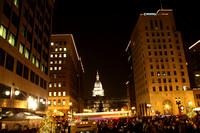 The 25th Annual Silver Bells in the City Downtown Lansing, Mi