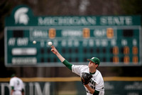 2010 BIG TEN MENS BASEBALL-MICHIGAN STATE VS IOWA