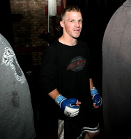 Oct 2, 2009; Three Rivers, MI; Randy Wadsworts MMA. delrioimages.com