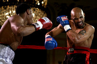 Jan 29, 2010; Detroit, Mi, USA; Carlos Limas and Ron Remus presents live professional boxing at the Masonic Temple.