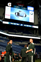 Michigan State Football Big Ten Championship Walk thru
